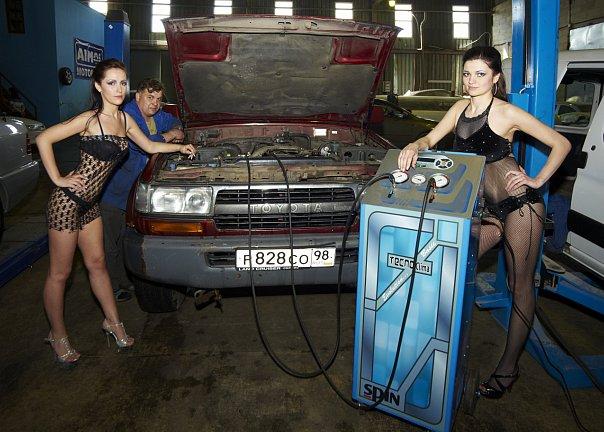 Ремонт кондиционеров автомобилей своими руками
